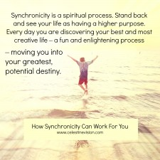How Synchronicity work for you image