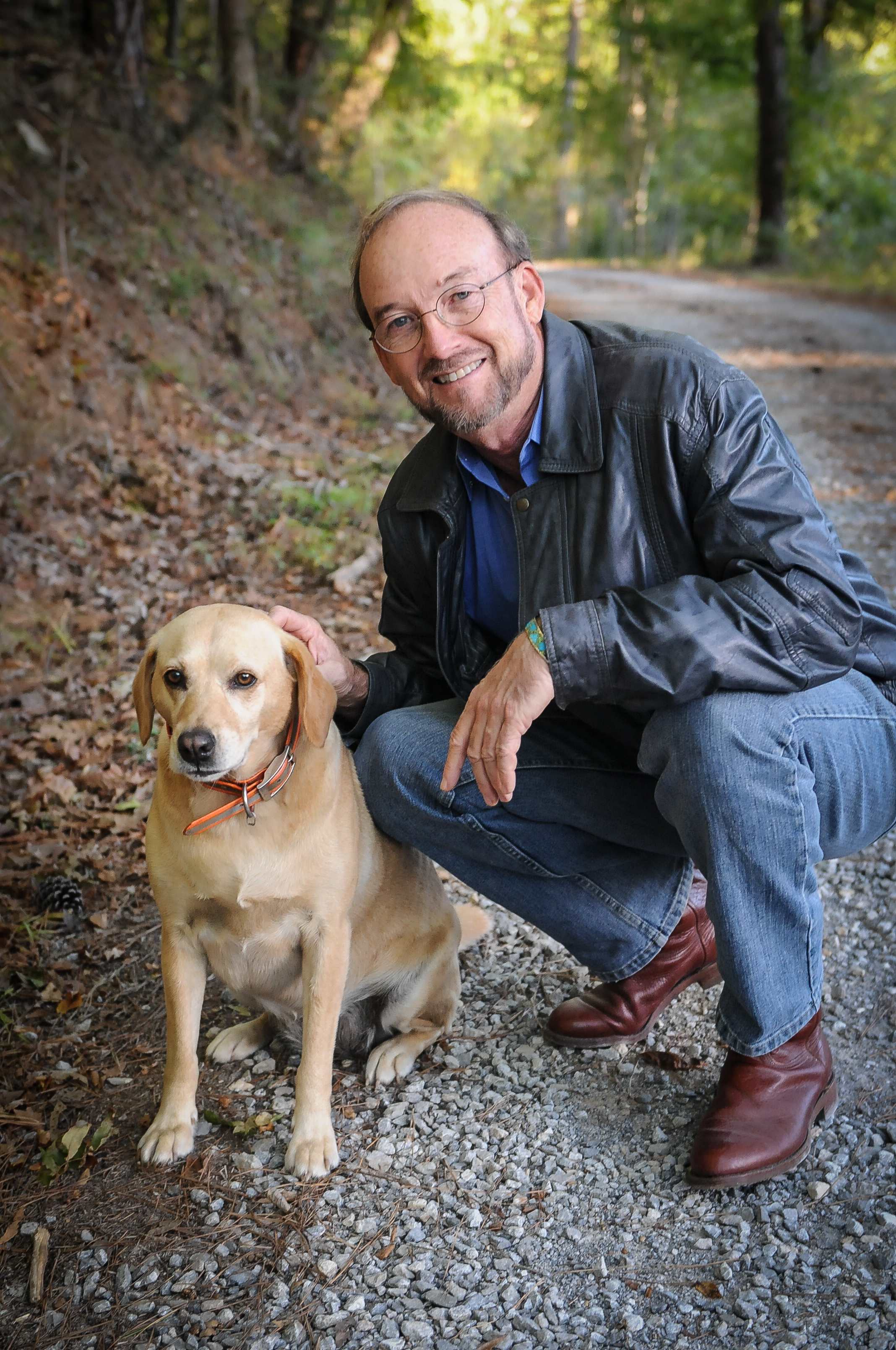 JAMES REDFIELD: MY STORY
