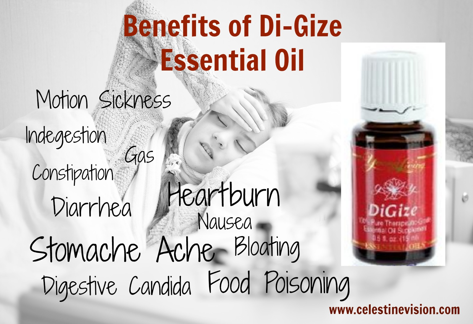 5 Benefits of DiGize Essential Oil