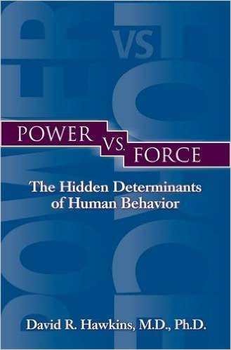 Power vs. Force Paperback by David R. Hawkins