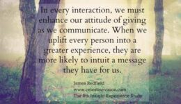 The Celestine Prophecy: The Eighth Insight Experience Study