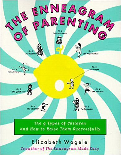 The Enneagram of Parenting: The 9 Types of Children and How to Raise Them Successfully Paperback by Elizabeth Wage