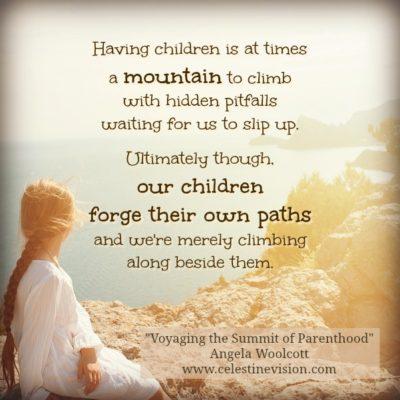 Voyaging The Summit Of Parenthood