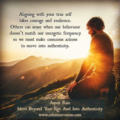 Move Beyond Your Ego And Into Authenticity