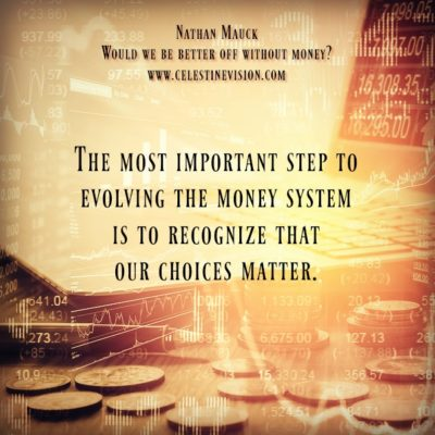 Would We Be Better Off Without Money?