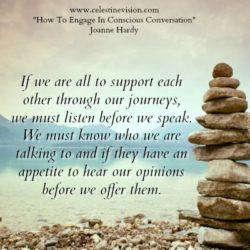 Conscious Conversation