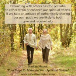 Four Steps To Maintain Your Spiritual Centre
