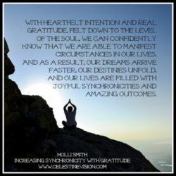 Synch Gratitude
