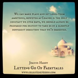 Letting Go Of Fairytales