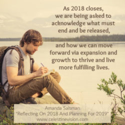 Reflecting on 2018
