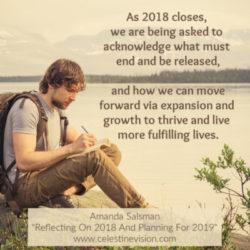 Reflecting on 2018