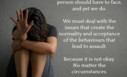 Breaking The Cycle of Sexual Violence