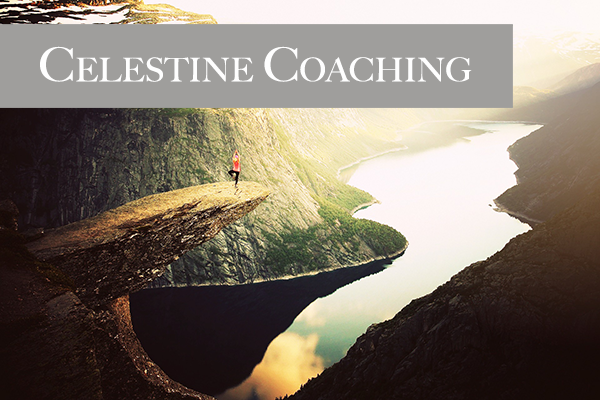 Having a tough time at the moment? Want to get back to your inspiration. Take advantage of our Celestine Coaching and Mentoring!