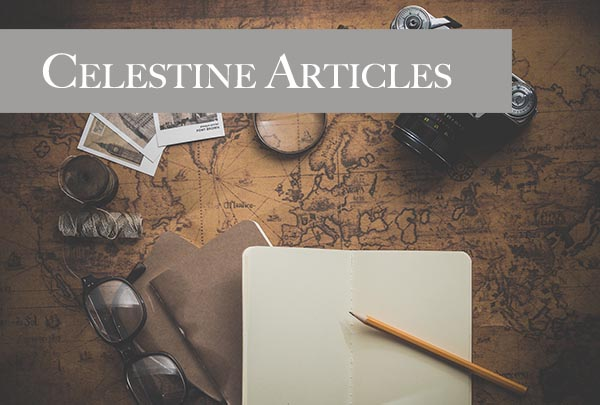 Read our portfolio of articles, focusing on spiritual well-being, relationships, and Big Picture thinking, penned by James and his in-house team of Celestine writers.