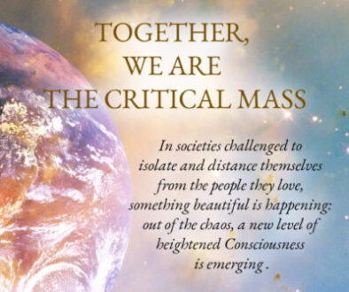 Together We Are The Critical Mass